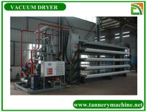 Doule Tapered Vacuum Dryer