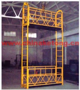 Special Design Working Platform (Double-Deck)
