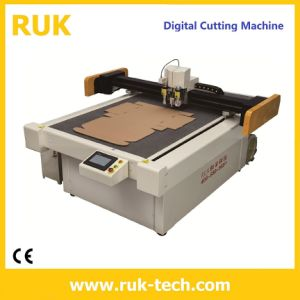 Honeycomb Board Cutting Machine (Packaging Printing Advertising Flatbed Cutter Plotter Sample Maker Corrugated Cardboard Foam Gasket Sticker Acrylic PVC CAD)