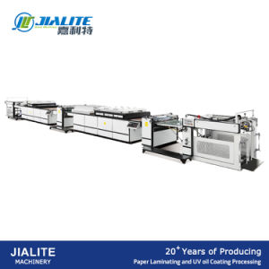 Msgz-II-1200 Automatic Paper Glazing and Oil-Coating Machine