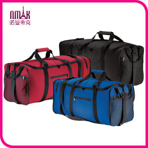 Foldable Luggage Duffle Tote Suitcase Travel Size Sports Durable Gym Gear Bag Shoulder Overnight Weekender