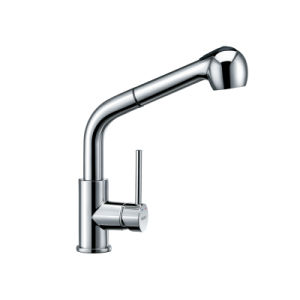Oppein Rust Proof Pull-out Spray Kitchen Faucet (OP-ST10B)