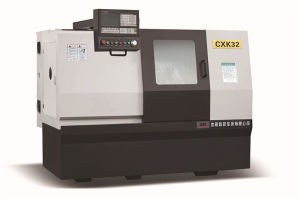 Cxk32 Long Workpiece (pipe) Automatic Turning Lathe pictures & photos