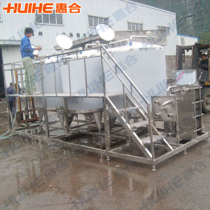 Fruit Factory Cleaning System Cip for Cleaning pictures & photos