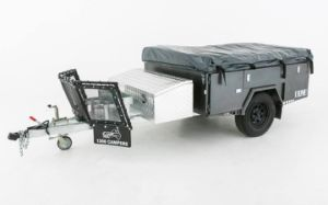 off Road Floor Camping Trailer pictures & photos