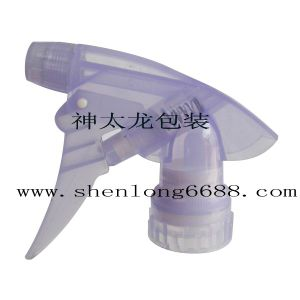 28/400 Fine Plastic Transparent Household Trigger Sprayer