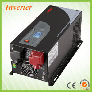 1000W Pure Sine Wave Solar Inverter with Build-in Battery Charger CE Approved pictures & photos