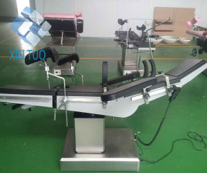 Ce Certification Multi-Functional Gynecological Obstetric Table Delivery Bed pictures & photos