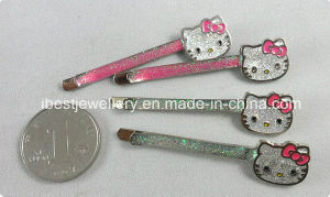 Fashion Hair Accessories- Hello Kitty Bobby Pin, Hair Pin