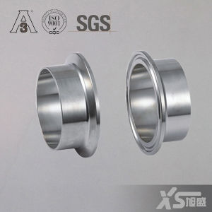 Stainless Steel Sanitation SMS Triclover Ferrule pictures & photos