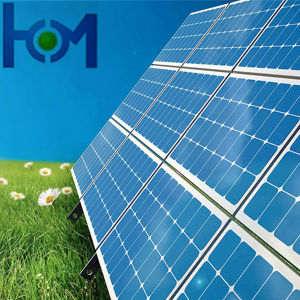 3.2mm Solar Panel Use Tempered Ar-Coating Super Clear Solar Panel Glass pictures & photos