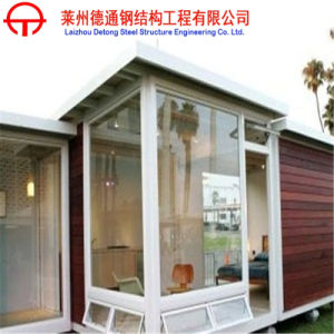 Container House Galvanized Steel Roll Building