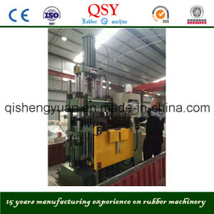 Rubber Compression Molding Machine with Ce Certificate From Qsy pictures & photos