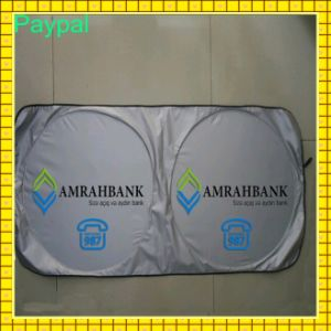 Nylon Auto Windshield Car Sunshade (gc--c001)