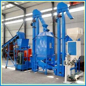 Good Performance 1-1.5t/H Pellet Production Line