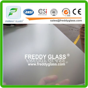 No Finger-Print Glass/Frosted Glass/Acid Etched Glass/Sand Blasting Glass/Art Glass/Decorative Glass pictures & photos