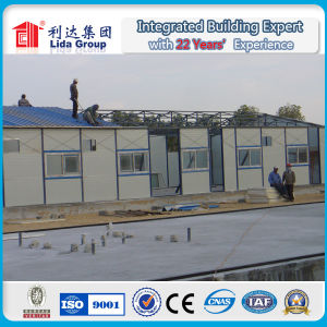 High Quality Prefabricated Houses Labor Camp Design, Fast Building Frame Prefabricated House or Prefab House pictures & photos