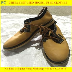 Best Qualtiy Cheap Wholesale Used Sports Shoes (FCD-002)