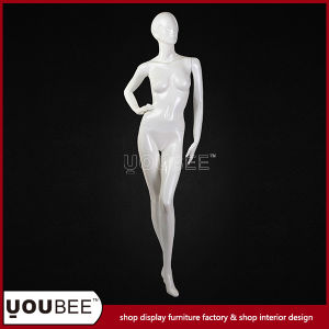 fashion Female Fiberglass Mannequin for Windows Display