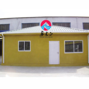 New Construction EPS Cement Prefabricated House
