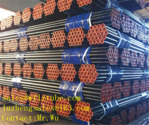 Steel Tube/Pipe, Seamless Steel Tube/Pipe, Black Steel Tube/Pipe pictures & photos