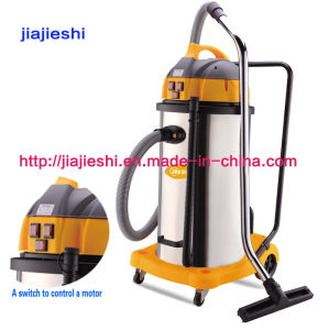 80L 3 Motors Commercial or Industrial Wet and Dry Vacuum Cleaner