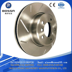 China Auto Parts Front Brake Disc For Hyundai Accent 94 99