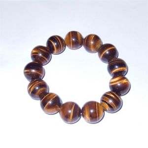 Semi Precious Stone Crystal Tiger Eye Amethyst Fashion Jewellery Bracelet Bangles pictures & photos
