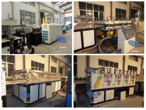 Complete New Style PVC Foam Sheet Extruding Line pictures & photos