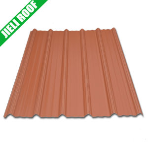 Excellent Impact PVC and Metal Roof Sheet pictures & photos
