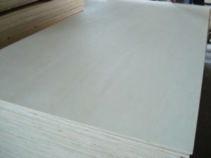 Carb P2 Grade Bleached Poplar Plywood in Sale! pictures & photos