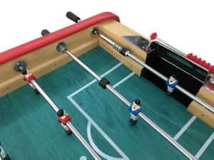 "French Style 145cm Coin-Operated Babyfoot/57"" Foosball Table pictures & photos"