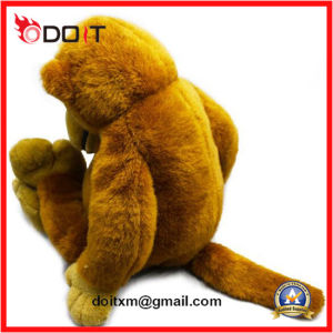 Soft Stuffed Monkey Orangutan Plush Animal Toys Plush Monkey Doll Toys pictures & photos