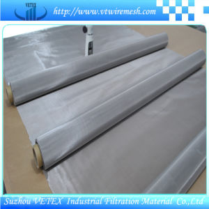 Stainless Steel Square Wire Mesh Used in Aviation
