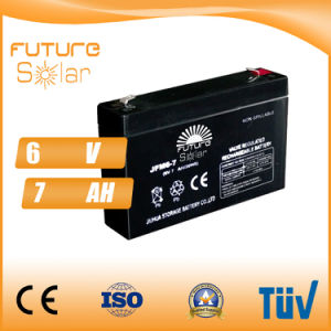 Futuresolar Lead Acid Battery 6V 7ah Gel Solar Panel Battery