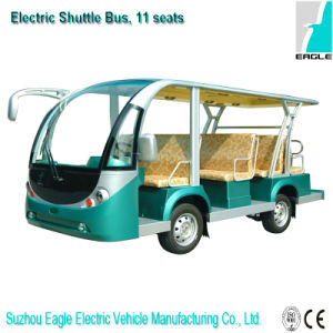 6158kf, 15 Passenger Electric Mini Bus/Mini Car Beach Buggy pictures & photos