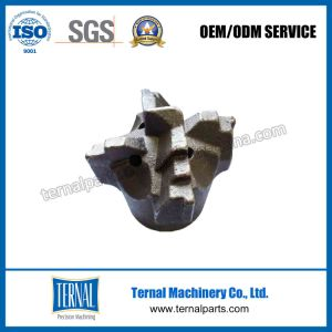 Self-Drilling Rock Bolt Drill Bit by Investment Casting