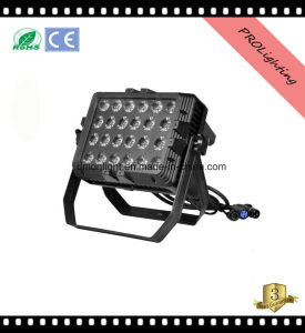 IP65 24 PCS 10W Full Color IP65 DMX Waterproof Buliding Lighting Outdoor Wall Washer Light