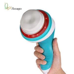 Removable Massage Heads Design Vibration Massager for Weight Loss pictures & photos