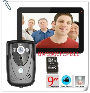 Newest Outdoor Camera Big Screen Monitor Video Door Phone Doorbell pictures & photos