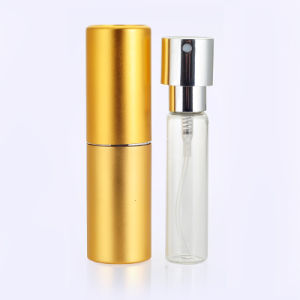 15ml Black Portable Travel Refillable Perfume for Wholesales pictures & photos