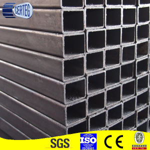 Mild Steel Galvanized Rectangular Pipe From Factory pictures & photos