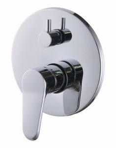 Brass Sanitary Ware F105 Series Shower Faucet (Zf-F10562DA) pictures & photos
