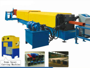 Hotsale Aluminum Square Downpipe Roll Forming Machine pictures & photos