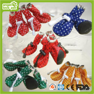 Pet Shoe Cover Waterproof Dog Product pictures & photos