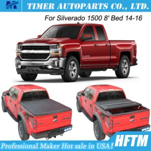 for Silverado 1500 14-16 USA Pickup Cover Tonneau Covers pictures & photos