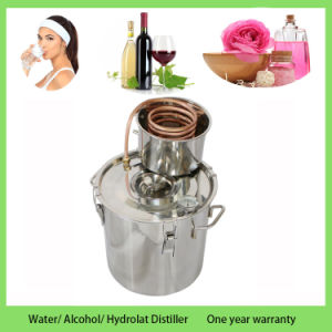 Home Brew Kit Liquor Distiller for Essential Oils for Sale pictures & photos