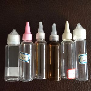 60ml Palstic Bottles for E Liquid and E Juice pictures & photos