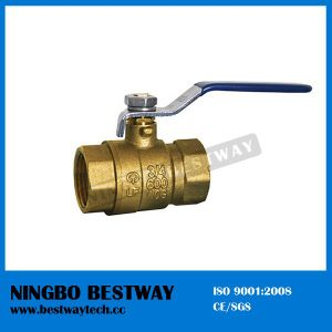 Lead Free Brass Ball Valve with Certificate pictures & photos