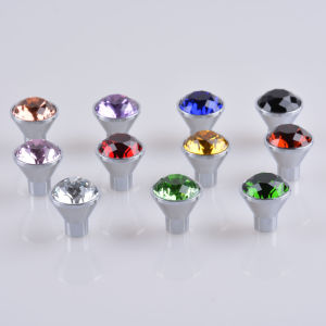 New Products Crystal Diamond Door Handle Knob pictures & photos